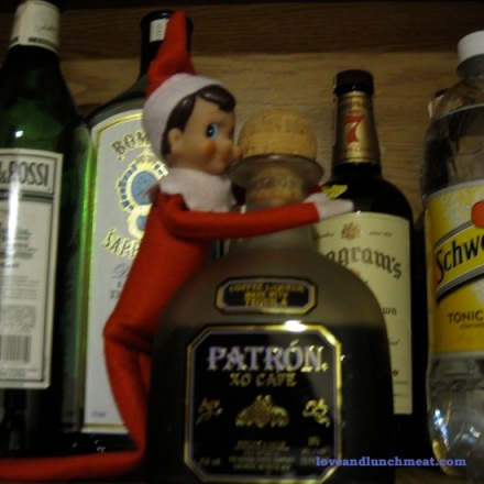 The fact that he was way to fond of my tequila was only part of the reason he was banished...